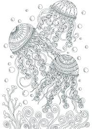 Treasures In The Ocean Adult Coloring Pages By Joenay Inspirations More