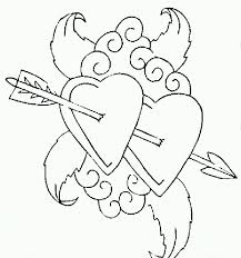 Valentines Day Free Printable Coloring Pages No 9