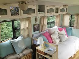 Camper Interior Decorating Ideas by I Absolutely Love This Remodel My Camper Will Look Like This