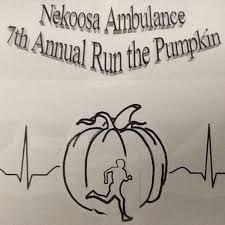 Nekoosa Pumpkin Fest 2017 by Nekoosa Ambulance Run The Pumpkin 5k Home Facebook