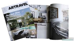 100 Architecture Design Magazine Wolf Architects Featured In Artravel WOLF Architects