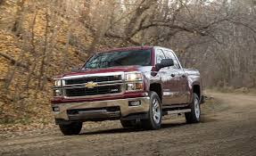 2014 Chevrolet Silverado V-6 Instrumented Test – Review &#8211 ...
