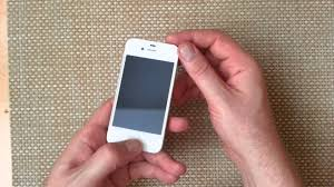 FIX How to Soft Reset reboot iPhone 4 4S 5 iPad or iPod