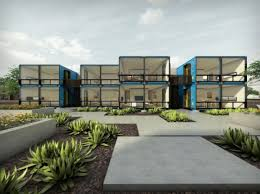 100 Recycled Container Housing Phoenix Apartment Complex Will Be Made From Recycled