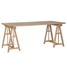 Ikea Desk Legs Uk by Wooden Trestle Table For Sale Uk Wooden Trestle Table Legs Ikea