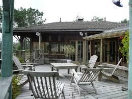 maison en bois cap ferret m5 bmc maison en bois gironde architecture