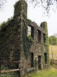 100 Paper Mill House Danescombe Paper Mill Cornwall IWalk Cotehele To Metherell In