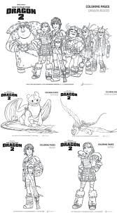 How To Train Your Dragon 2 Printable Coloring Pages