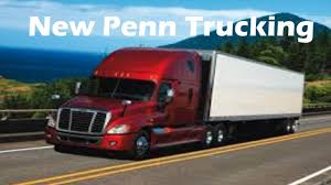 100 New Penn Trucking New Penn Trucking YouTube
