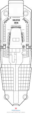 celebrity solstice deck plans deck 16 what s on deck 16 on