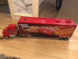 Lightning McQueen Mac Car Storage Truck | In Newtownabbey, County ...