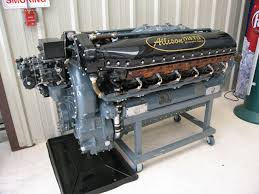 allison v12 used in early p 51 mustangs and in p 38 lightnings