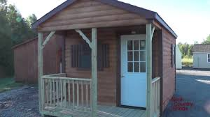 Tuff Shed Cabin Interior by 10 U0027 X 16 U0027 Log Cabin Mini Cabin Small Cottage Cabin With