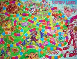 9 Best A Board Of Candyland Boards Images On Pinterest
