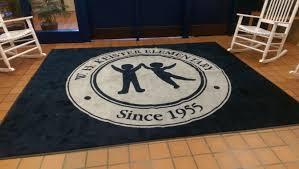 custom school entrance mats improve cus buildings rug rats
