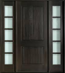 Therma Tru Entry Doors by Craftsman Custom Front Entry Doors Custom Wood Doors From Doors