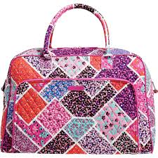 Vera Bradley Bedding Comforters by Vera Bradley Weekender Travel Bag Modern Medley Luggage More
