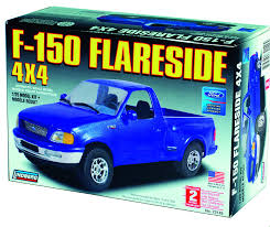 Amazon.com: Lindberg 1:25 Scale Ford F-150 Flareside Pickup: Toys ... 132 High Simulation Exquisite Model Toys Double Horses Car Styling Diecast Garage Diorama Package 1979 Ford F150 Custom Pick Free Shipping New Raptor Pickup Truck Alloy Car Toy Atlas Railroad N Blue 2 Atl2942 Shop World Tech 124 Licensed Svt Friction Amazoncom Lindberg 125 Scale Flareside 15 Toy Die Cast And Hot Wheels 2016 From Sort Upc 011543602033 State Dub Ridez 4 Revell 97 Xlt Rmx857215 Hobbies Hobbytown