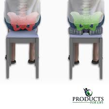 Orthopedic Office Chair Cushions by Take This Coccyx Tailbone Orthopedic Seat Cushion Anywhere You