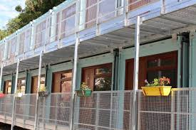 100 Converted Containers Shipping Containers Have Been Converted Into Studio Units For