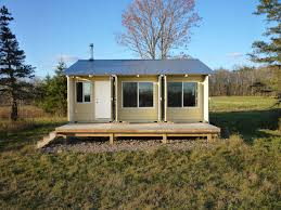 100 Cargo Container Cabins Finished Exterior Tin Can Cabin