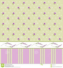 Home Design Purple Shabby Chic Background Traditional Medium The