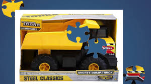 🚚 Tonka Truck (Steel Mighty Dump Truck) Classic Puzzle - YouTube Toy Review Of Tonka Classics Mighty Steel Dump Truck Youtube Toys Shopswell Steel Classics Dump Truck 1874196098 Funrise Fire Buy Online At The Nile Classic Back Hoe Cars Trucks Planes Find More Great Shape For Backhoe Cstruction Wwwkotulas Dozer Mighty Vintage Mighty Tonka Yellow Metal Cstruction Dump Truck Xmb 975 Ford L8000 Or 10 Yard Rental With Largest Also F550 For Ebay