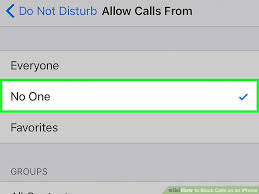 3 Ways to Block Calls on an iPhone wikiHow