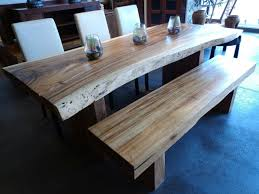 table cuisine bois table basse grande taille trendsetter