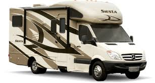 2014 Thor Siesta Sprinter 24sa Class B Motorhome