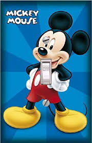 mickey mouse light switch cover mickey switch