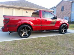 22 Inch Rims And Tires - F150online Forums