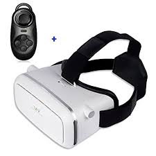RedTaro 3D VR Virtual Reality Glasses VR Headset for iPhone 6 6
