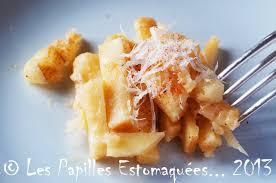 comment cuisiner les panais bâtonnets de panais poêlés au parmesan les papilles estomaquées