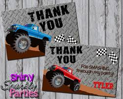 Monster Truck Birthday Thank You Card - Forever Fab Boutique Monster Jam Cake Transportation Jam Cake Truck Birthday Party Diys Crafts Recipes Pinterest Shortcut 4 Steps Bestwtrucksnet Monster Truck Cakes Hunters 4th Ideas Supplies Invitation Etsy Moms Munchkins Chalkboard Made By Amy Volby Cakes Birthday Invitations Happy World Celebrating Years Life Anchored