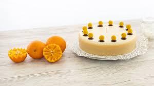die optimale kombination orangen marzipan torte