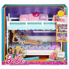 barbie sisters bunk beds stacie doll walmart com