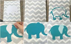 DIY Nursery Ideas Wall Art
