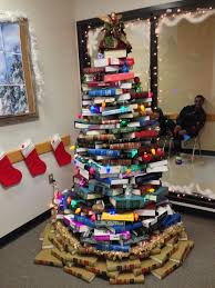 Christmas Tree Books by Office Christmas Trees Christmas Lights Decoration