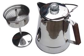 To Me A Stove Top Percolator Is More Rudimentary Type Of Coffee Maker Which Looks Like