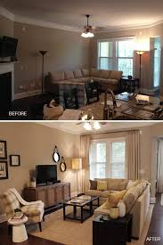how to arrange furniture around a corner fireplace snapguide