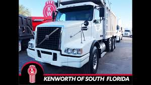 2006 Volvo VHD Dump Truck For Sale 954-523-5484 Kenworth Of South ... Used 2001 Gmc Grapple Truck 8500 For Sale In Fl Truck Trucks Dump Semi Sale In Central Florida Cventional Freightliner 2000 3500 Hd Dump Truck 61k Youtube 1991 Ford F800 W Custom Box 429 Gas Automatic 1 Flickr Volvo 220 Asfalt Tip Denmark 2003 Dump Trucks Caterpillar 725c Price 331200 Year 2016 Used 2012 John Deere 250d Ii Articulated For 7062 Hours 2006 Intertional Transtar 8600 Triaxle Steel For Sale N Trailer Magazine Diecast Kenworth T800 Mack