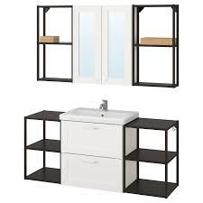 ikea enhet tvällen bathroom furniture set of 18 bad