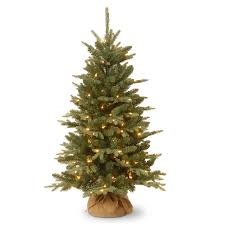 4 Ft Pre Lit Christmas Tree by Shop National 4 Ft Pre Lit Slim Rightside Up Artificial Christmas