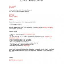 Sample Cover Letter K1 Visa Adjustment Status Eursto Com For Of