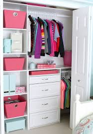 Small Reach In Closet Organization Ideas