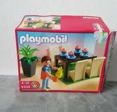 esszimmer 5335 playmobil günstig kaufen gebraucht oder neu