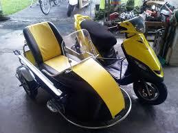Pano Pababago OR CR Ng Motor Pag Nilagyan Sidecar Magkano Kaya Magagastos
