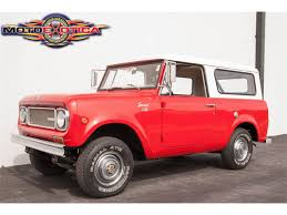 1969 International Harvester Scout For Sale | ClassicCars.com | CC ... 1969 Intertional Scout For Sale Classiccarscom Cc1100907 Ih Harvester Pickup Truck Upper Sandusky Oh Youtube 1600 Grain Truck Item Da0462 Sold Ma Cc C1640 Tipping Tray Wwwjusttruckscomau The Street Peep 1968 Travelall C1100 Loadstar Parts Your Transtar Co4070a Running Outback 19072015 Trucks The Complete History 800a Removable Top Great Project