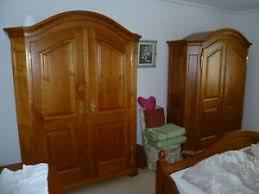 wunderschönes schlafzimmer komplett massivholz ebay